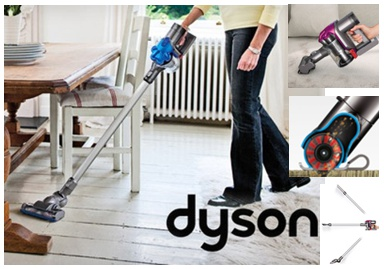 Dyson Digital Slim DC35 Animal Cordless Vacuum Cleaner