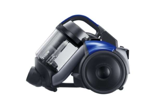 Samsung CycloneForce Pet VC21F50HUDB Cylinder Vacuum Cleaner