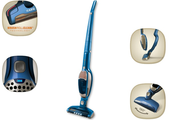 AEG AG942 ErgoRapido 2 in 1 Vacuum Cleaner