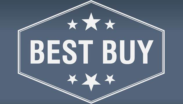 picture of stylised best buy logo