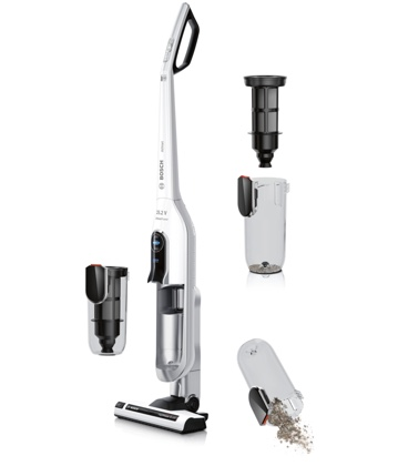picture of the Bosch Athlet BCH625KTGB cordless vacuum cleaner