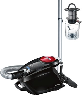 picture of the bosch vacuum which is good for allergy sufferers