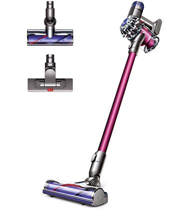 picture of the dyson v6 absolute cordless vacuum cleaner