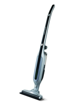 picture of the Morphy Richards Supervac Upright Cordless Vacuum Cleaner