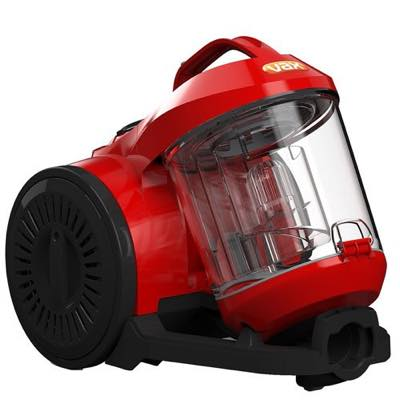 picture of the Vax Energise Vibe C86-E2-Be budget vacuum for allergies