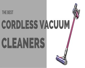 Which Are The Best Cordless Vacuum Cleaners? Our Top 5