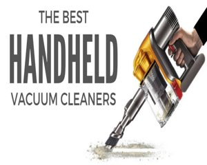Which Are The Best Handheld Vacuum Cleaners? (Our Top 5…)