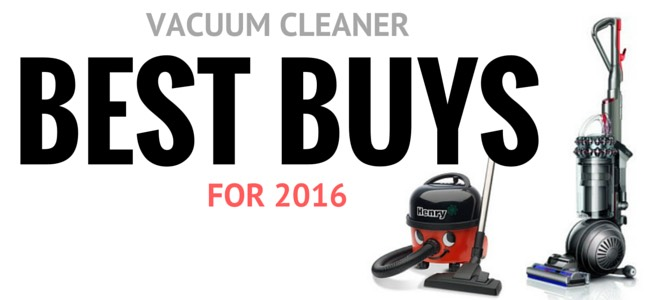 picture of two vacuum cleaners
