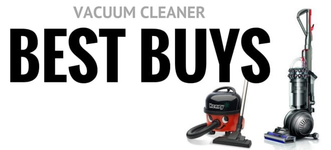 the op 15 recommended vacuum cleaners